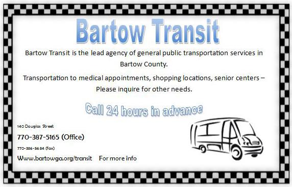 Bartow Transit 2016
